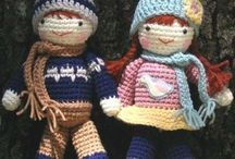 Amigurumi People & Dolls / by Wilma Spielen