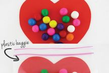 Valentines Day Crafts and Love Letters