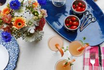 Summer Soirée / Images from a stylish summer soirée / by Dering Hall