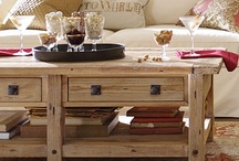 furniture / by Cheryl Mobley