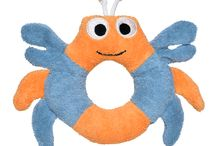 Summer 2015 Under the Sea! / Baby and kid faves for summer fun, from Under the Nile. / by Under the Nile