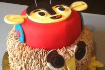 Partytjies: Bytjies, blommetjies, ladybugs en butterflies / by Wanda Fourie
