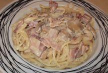 Recipes ζυμαρικά