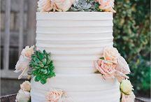 Wedding Cakes / Rustic wedding cake ideas