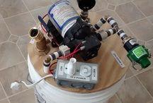 Water Tanks Storage