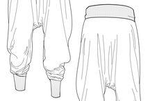 Harem pants/dress