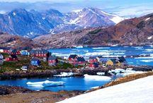 Travel dreams//Greenland
