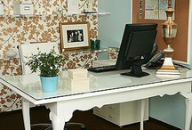 HOME WORK AREAS / by Glenda Carroll