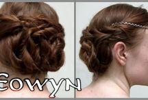 renn hair / by Kristina Thomson