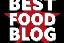 Food blogs / by Brenda Lehman