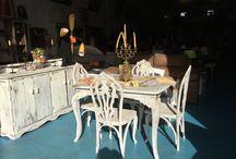 Muebles pintados / Muebles restaurados y pintados a mano
