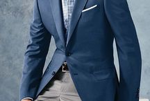 Men wedding guest outfit