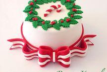 Christmas Cake / Yılbaşı Pastası