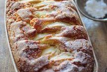 cake aux pomme
