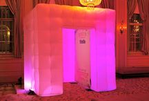 Our Booths / We have an amazing variety from classic to the latest in social media booths we have something for everyone.