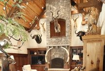 Lodge style living