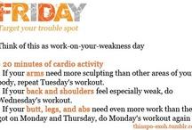 Get Healthy / by Merrie Halston Hrabak