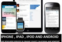 IPHONE APP DEVELOPER SERVICES IN ORANGE COUNTY CALIFORNIA AND NEWPORT BEACH CALIFORNIA. / You are from Orange County, Irvine , Newport beach, Los Angeles and anywhere California ? Want create new app for iPhone or android or iPad and more devices. Call (+91) 9896340920 and visit : www.oneworldtechnologies.com