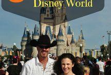 Walt Disney World & Universal Orlando
