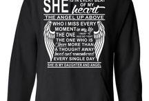Loss and Awareness shirts