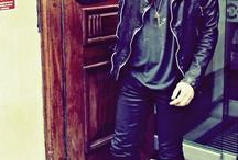 gerard bae / Gerard Way a.k.a bae af