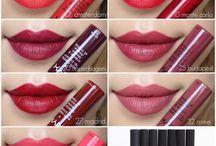 Lèvres mattes