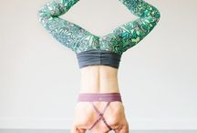 Yoga / Namaste.