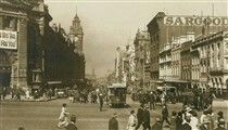 Melbourne - Historic Photos