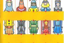 rytíři a hrady