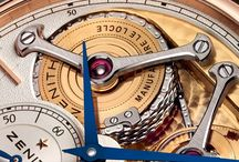 ZENITH / for ZENITH watch enthusiasts all over the world.