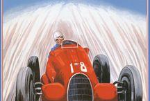 Affiches F1 / by Séverine B.Leveque