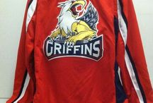 Griffin's Gear / Who's your favorite hockey team? Rep us! / by Grand Rapids Griffins