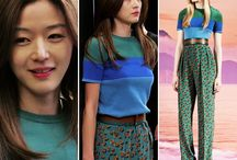 cheon song yi style