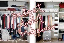 Organize It! / by Brittany Strycharz