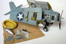 F4F-4 Wildcat Tamiya 1:48