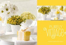 yellow wedding and events