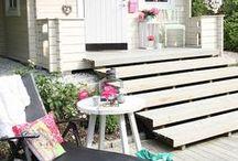 kerti ötletek / inspirció kert, ház és minden