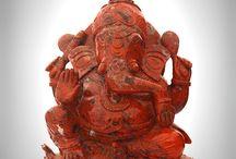 Brown Ganesha