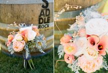 Flowers, Flowers, Flowers! / Much ado about wedding flowers...