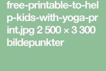 Yoga toddler