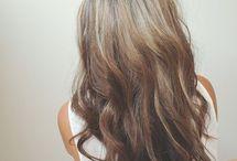 Towards grey hair