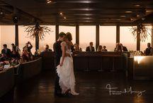 Canoe Sunset Wedding