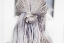 HAIR-STYLE INSPIRATION / my favourit hair-styles