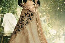 Akshs wedding dress