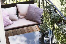 Inspiracje balkon