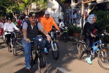 Walikota Jakpus Buka HBKB di Jl Letjen Suprapto / Pelaksanaan Hari Bebas Kendaraan Bermotor (HBKB), Minggu (22/2), di Jalan Letjen Suprapto, Cempaka Putih, Jakarta Pusat, mendapat sambutan antusias warga. Kegiatan HBKB ini dibuka secara resmi pelaksanaanya oleh Walikota Jakarta Pusat, Mangara Pardede. Selain berolahraga, kegiatan HBKB bisa meningkatkan silaturahmi dan kebersamaan warga.