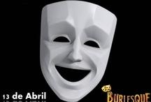 #Burlesquexperience Alegría