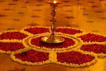 Marigolds and Diwali
