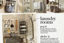 Utility room / by Tiffany Siebert