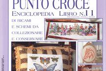 Enciclopedia Capolavori del punto croce